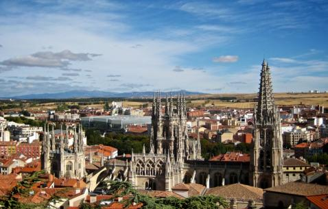 Top Historical Places in Burgos