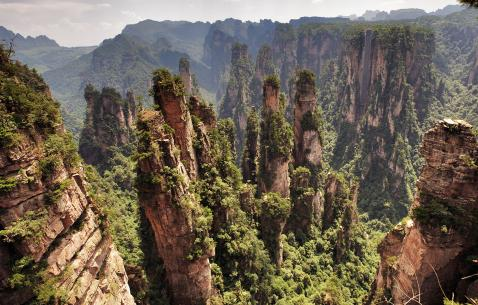 Things to do in Zhangjiajie