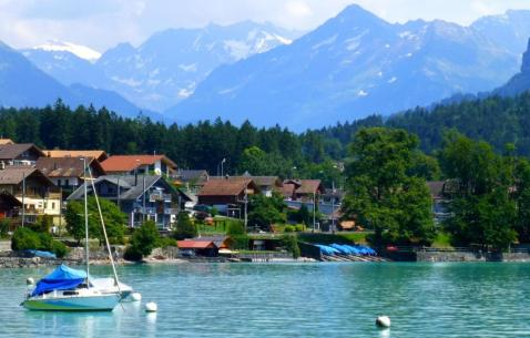 How to get in and get around Brienz