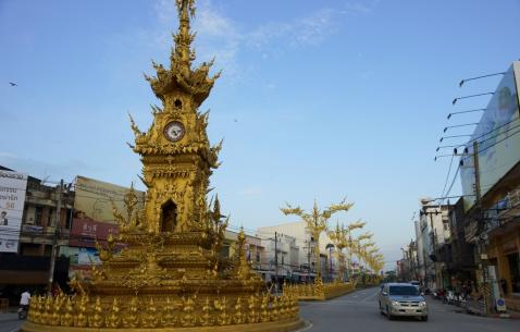Art and Cultural Attractions in Chiang Rai