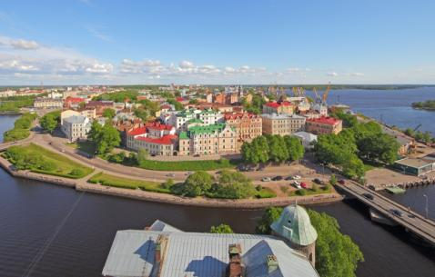 Things to do in Vyborg