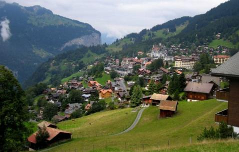 Things to do in Wengen