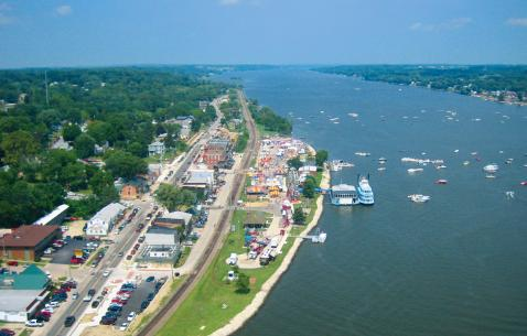 Art and Cultural Attractions in Le Claire