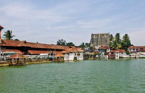 How to get in and get around Trivandrum