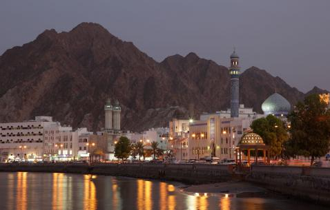Top Historical Places in Muscat