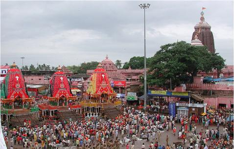 Things to do in Puri