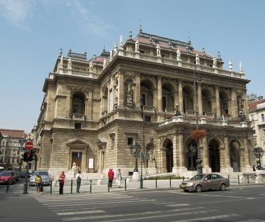 Budapest Opera House Or State Opera House Tours