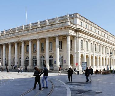Grande Theatre De Bordeaux Tours