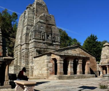 Katarmal Sun Temple Tours