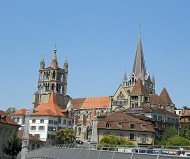 Lausanne Cathedral Tours