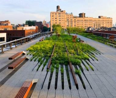 The High Line Tours