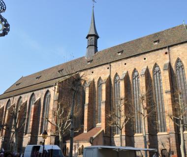 Eglise Des Dominicains Tours