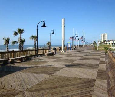 Myrtle Beach Boardwalk And Promenade Tours