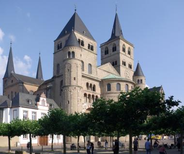 Cathedral Of Trier Tours