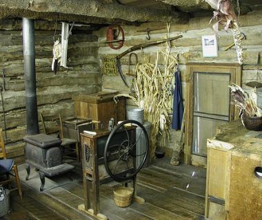 Log Cabin Village Tours