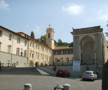 Sanctuary Of Montenero Tours