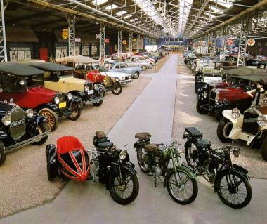 Reims Champagne Automobile Museum Tours