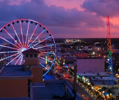 Myrtle Beach Sky-wheel Tours