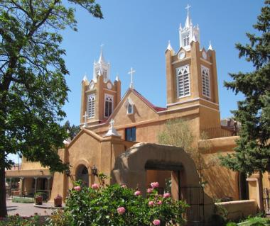 San Felipe De Neri Church Tours