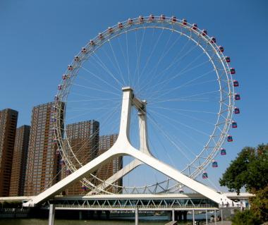 Ferris Wheel, Eye Of Tianjin Tours