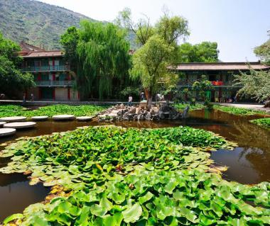 Wuquan Mountain Park Tours