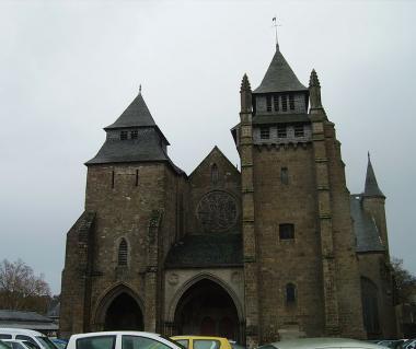 Cathedrale Saint-etienne De Saint-brieuc Tours