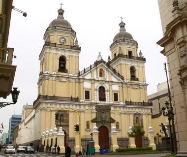 San Pedro Church Tours