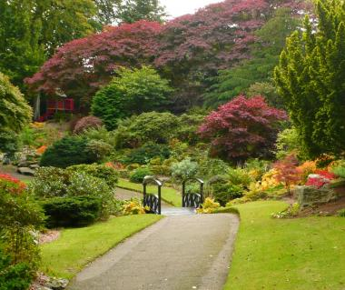 Johnston Gardens Tours