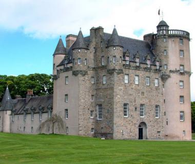Castle Fraser  Tours