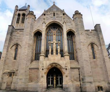 Leeds Cathedral Tours