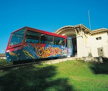 La Coudre - Chaumont Funicular Tours