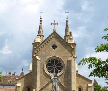 The Collegiale Church Tours