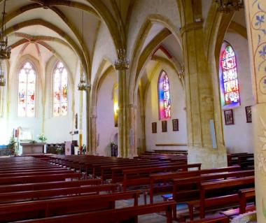 St. Martin's Church Tours