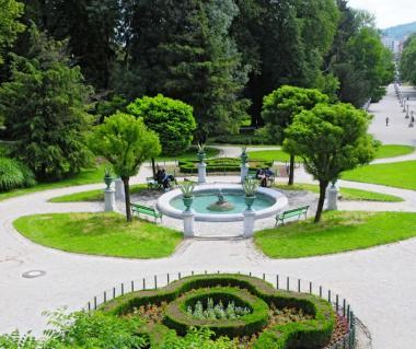 Tivoli City Park Tours