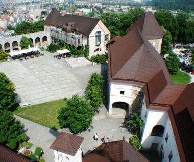 Ljubljana Castle Tours