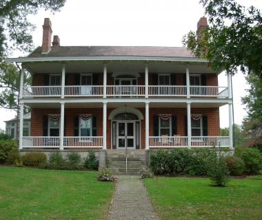 Smith - Mc Dowell House Museum Tours