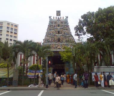 Sri Veeramakaliamman Temple Tours