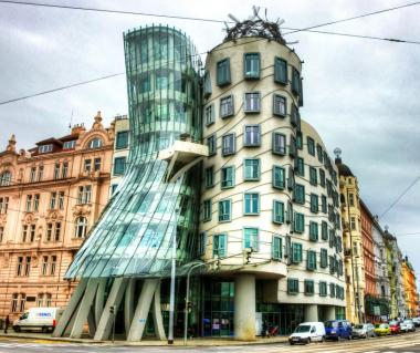 The Dancing House Tours