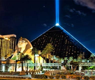Luxor Hotel And Casino Tours
