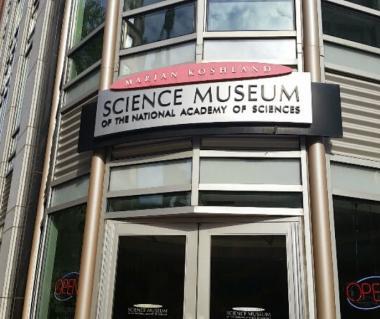 Marian Koshland Science Museum Tours