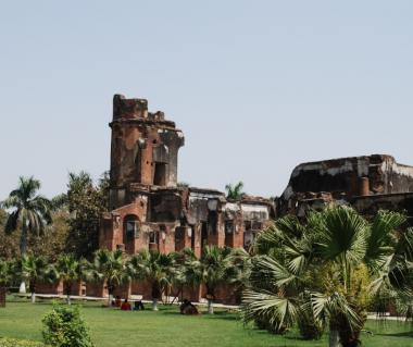 The Residency Lucknow Tours