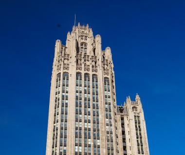 Tribune Tower Tours