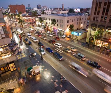 Hollywood Boulevard Tours