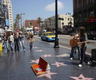 Hollywood Walk Of Fame Tours