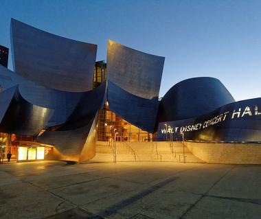 Walt Disney Concert Hall Tours