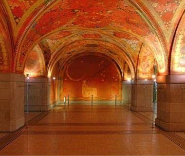 Giacometti Murals Tours