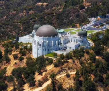 The Griffith Observatory Tours