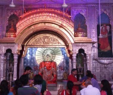 Moti Dungri Ganesh Temple Tours