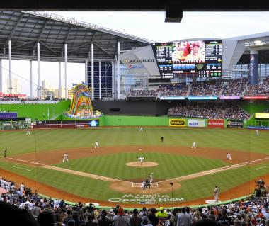 Marlins Park Tours