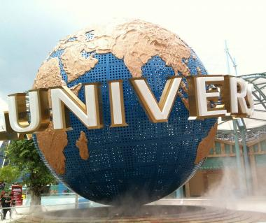 Universal studios singapore, Sentosa, Singapore, Asia